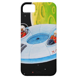 X-200 FLYING SAUCER iPhone SE/5/5s CASE