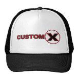X 2010 trucker hat