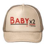 x 2 headgear trucker hat
