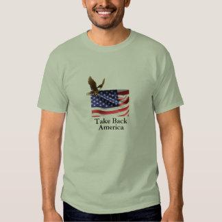 x-34 Take back America tee