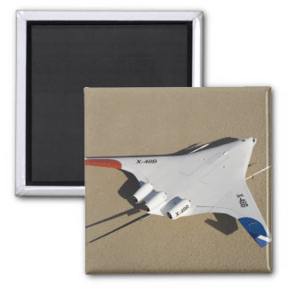 X-48B Blended Wing Body unmanned aerial vehicle 2 Magnet
