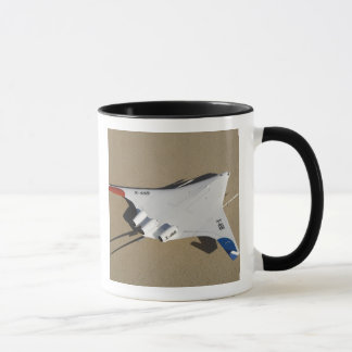 X-48B Blended Wing Body unmanned aerial vehicle 2 Mug