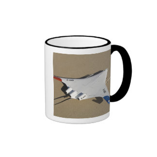 X-48B Blended Wing Body unmanned aerial vehicle 2 Ringer Coffee Mug