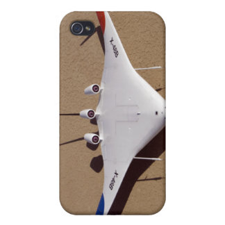 X-48B Blended Wing Body unmanned aerial vehicle 3 iPhone 4 Cover