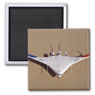 X-48B Blended Wing Body unmanned aerial vehicle 3 Magnet