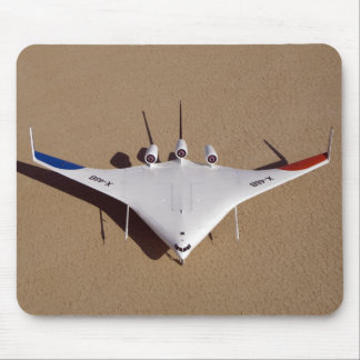 X-48B Blended Wing Body unmanned aerial vehicle 3 Mouse Pad