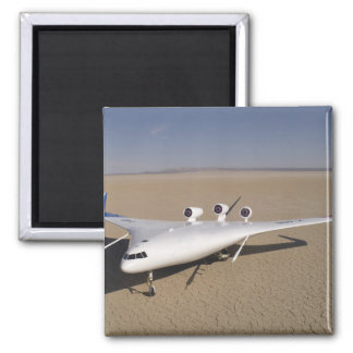 X-48B Blended Wing Body unmanned aerial vehicle 4 Magnet