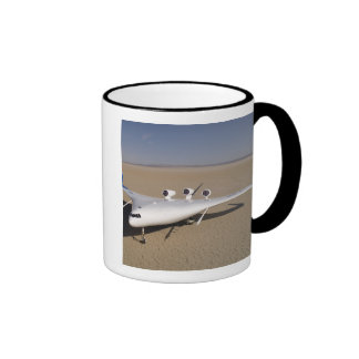 X-48B Blended Wing Body unmanned aerial vehicle 4 Ringer Coffee Mug