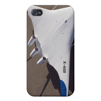 X-48B Blended Wing Body unmanned aerial vehicle iPhone 4/4S Case