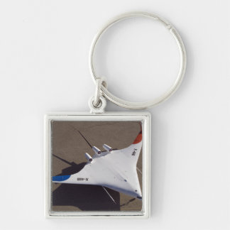 X-48B Blended Wing Body unmanned aerial vehicle Keychain