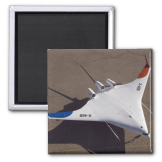 X-48B Blended Wing Body unmanned aerial vehicle Magnet