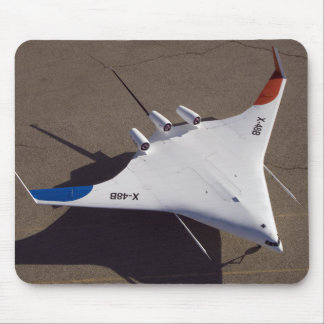 X-48B Blended Wing Body unmanned aerial vehicle Mouse Pad