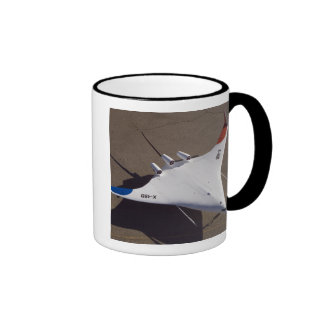 X-48B Blended Wing Body unmanned aerial vehicle Ringer Coffee Mug