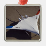 X-48B Blended Wing Body unmanned aerial vehicle Ornaments