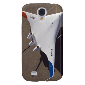 X-48B Blended Wing Body unmanned aerial vehicle Samsung S4 Case