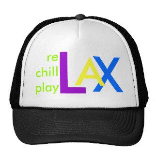 X, A, L, rechillplay Hat