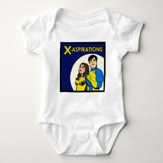 X-Aspirations Baby Bodysuit