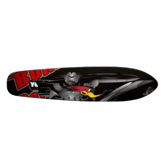 X Board Skateboard Deck