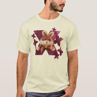 X camisetas del conejito