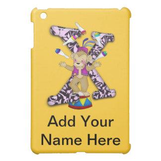 X Circus Monkey Case For The iPad Mini