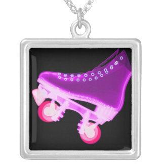 X clase, patinador de la radiografía - collar