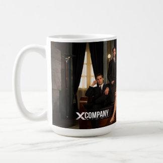 X Company Cast Photo Coffee Mug