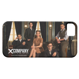 X Company Cast Photo iPhone SE/5/5s Case