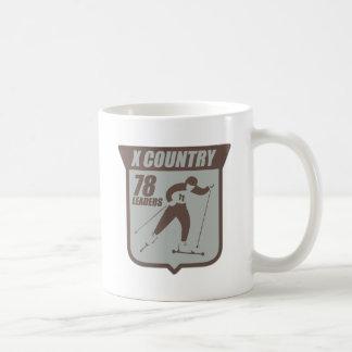 X Country Coffee Mug