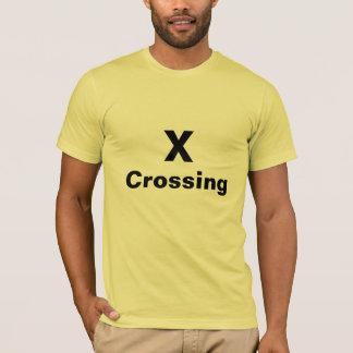 X, Crossing T-Shirt