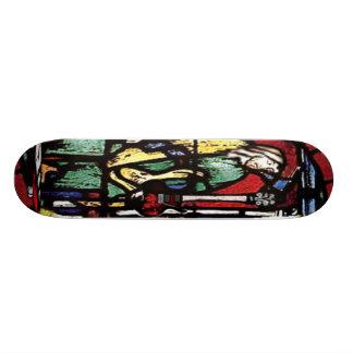 X Essential  Gothboard Skate Deck
