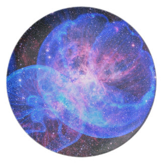 X-Factor in Universe. Strangers in the Night Melamine Plate