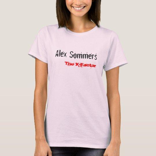 X-Factor Wife Beater T-Shirt