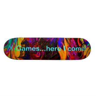 X games skateboard two