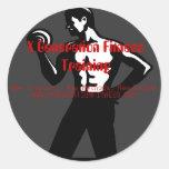 X Generation Fitness Training  drawing sticker