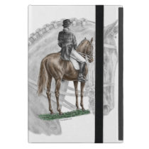 X-Halt Salute Dressage Horse Case For iPad Mini
