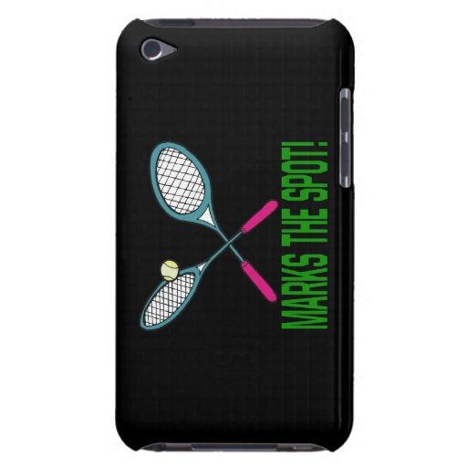 X marcas el punto barely there iPod protector