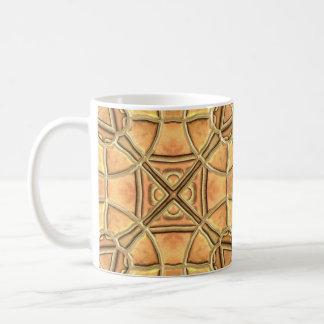 X marcas el punto taza de café