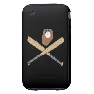X Marks The Spot Tough iPhone 3 Covers