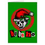 X-Mas Card Ho Ho Ho Karten