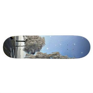 x-mas-romantic winter moment 3 skateboard