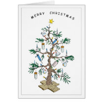 X-Mas Tree Card