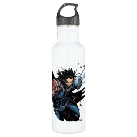 X-Men | Age of Apocolypse Wolverine Stainless Steel Water Bottle