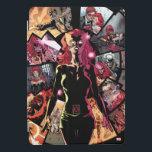 "X-Men | Classic Dark Phoenix iPad Pro Cover<br><div class=""desc"">Classic comic book style Dark Phoenix.</div>"