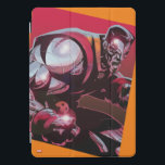"X-Men | Colossus Rage iPad Pro Cover<br><div class=""desc"">Comic book art of Colossus bent over in a rage.</div>"