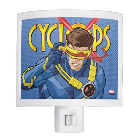 X-Men   Cyclops Character Art Night Light