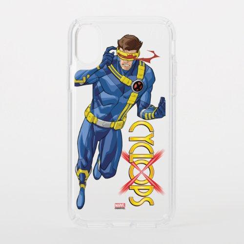 X-Men | Cyclops Character Art Phone Case