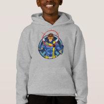 X-Men | Cyclops Character Badge Hoodie