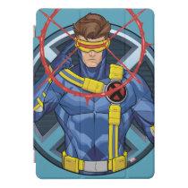 X-Men | Cyclops Character Badge iPad Pro Cover