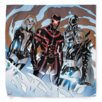 X-Men | Emma Frost, Cyclops, Magneto, & Magik Bandana