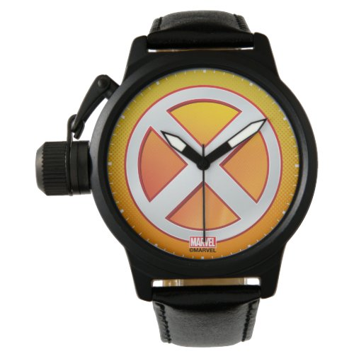 X-Men | Gold and White X Icon Watch
